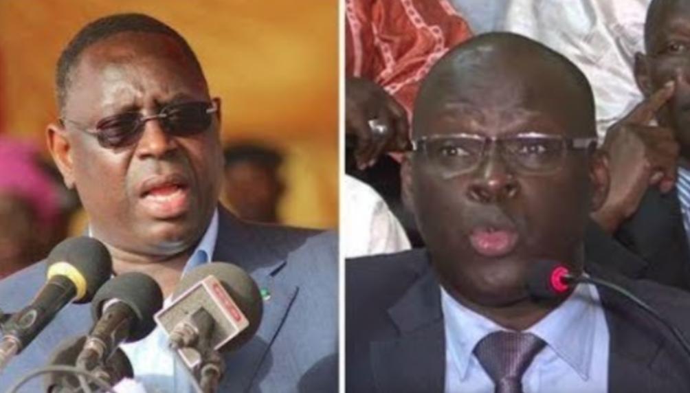 Cheikh Bamba Dièye : « Le Sénégal pour tous et par tous de Macky Sall n'est une réalité que pour les apparatchiks et les transhumants »