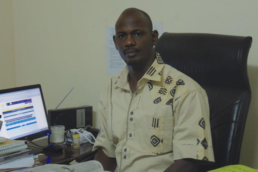 Athlétisme:  Le colonel Sara Oualy, nouveau président de la Fédération sénégalaise d'athlétisme (FSA)