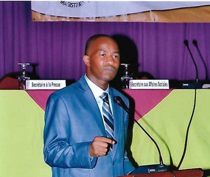 """Souleymane Teliko, président de l'Ums: """"la séparation des pouvoirs ne suffit pas à garantir l'équilibre des pouvoirs"""""""