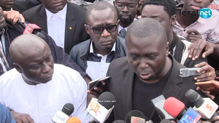 Probable soutien de Khalifa Sall à Idrissa Seck : Manko dans la tourmente.