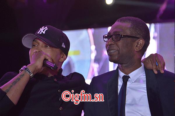 Photos : Youssou Ndour casse la baraque au CICES, il est toujours le numéro 1