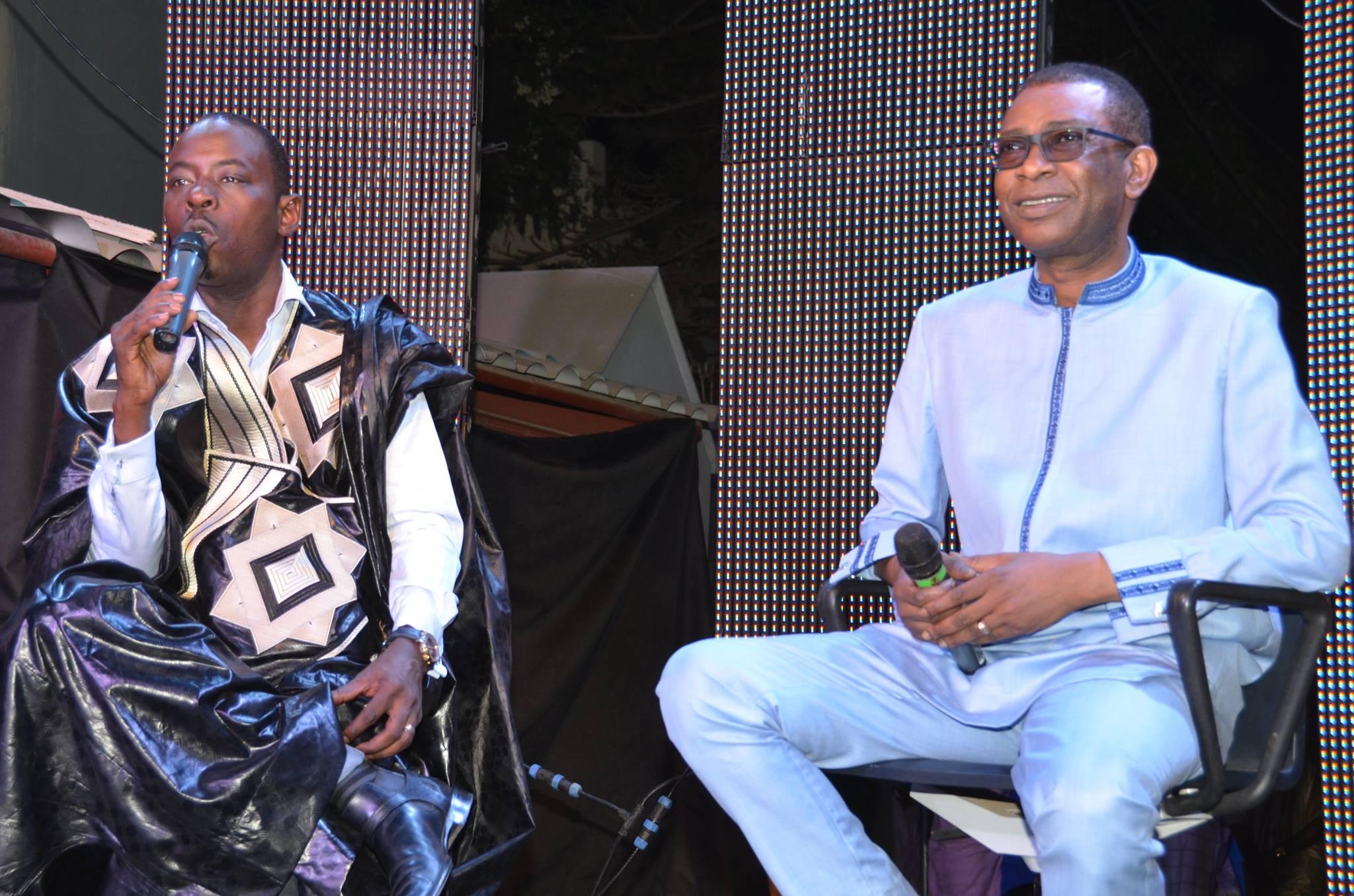 Youssou Ndour : « Ce qui s'est passé en Casamance, ce n'est pas normal. Nous condamnons cet acte barbare »
