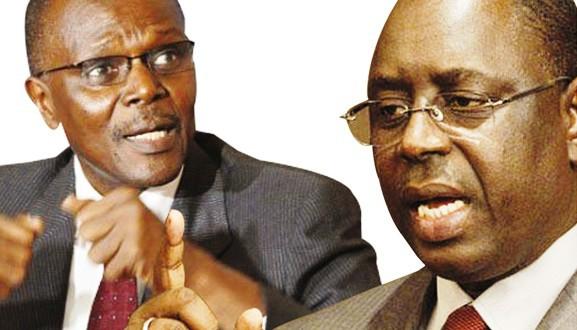"""Réplique de Antoine Tine à Pape Gorgui Ndong: """"S'il y a quelqu'un qui doit être audité, c'est bien Macky Sall"""""""