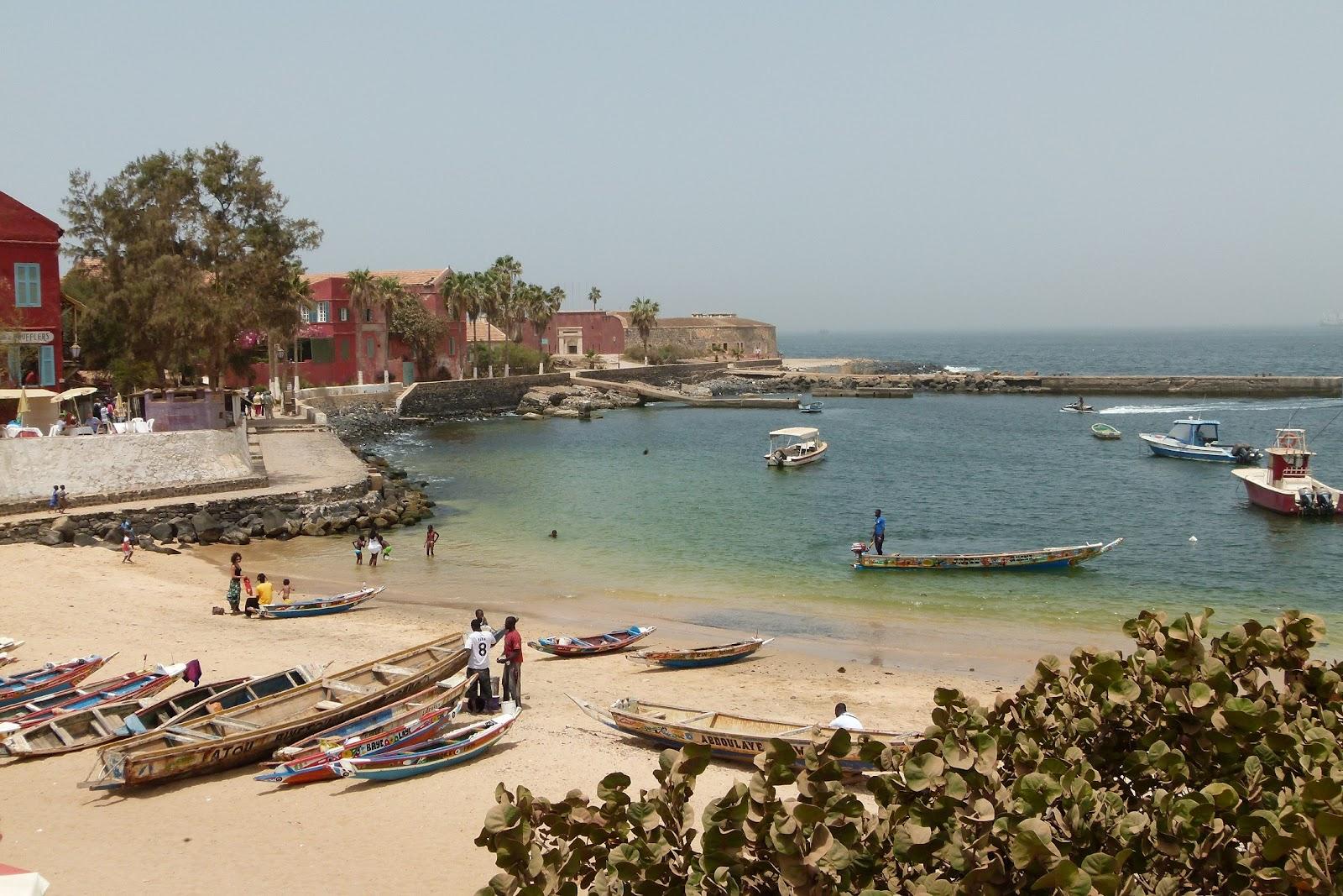 Rse de la Sénélec à Gorée : 6 millions pour une pirogue poubelle