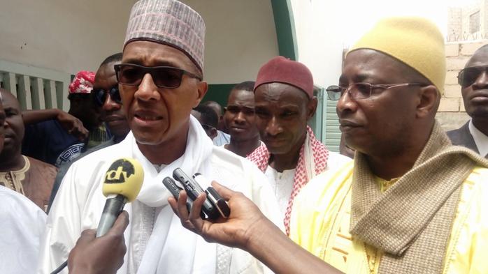 Disparition du Khalife général des Mourides: Abdoul Mbaye pleure un père et un ami…