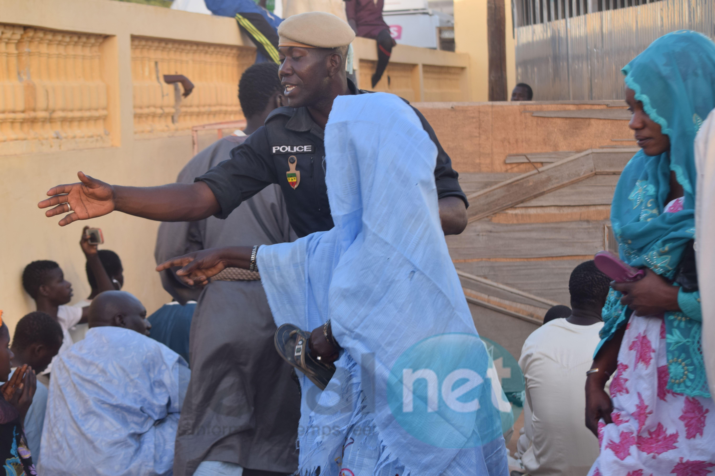 PHOTOS - Serigne Sidy Mokhtar MBACKE inhumé à Gouye Mbind