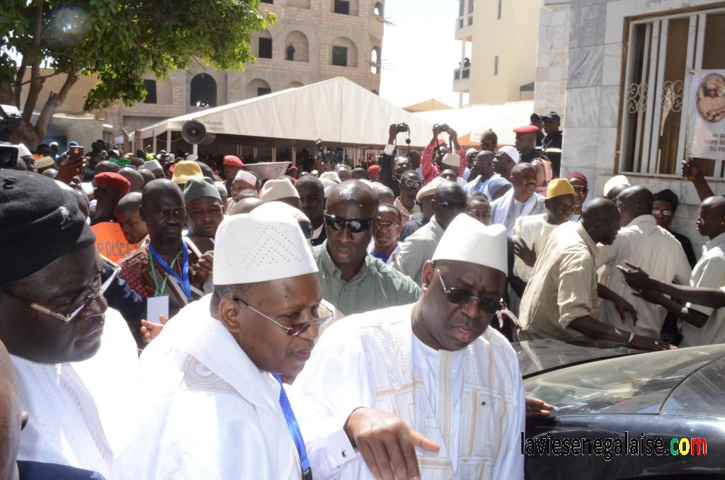Visite du Président Macky Sall à Louga : La famille Omarienne met en garde contre toute « coloration  politique »