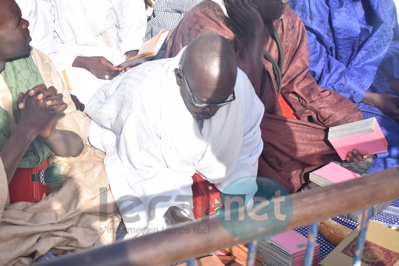 Images : L' affluence à Touba a l'occasion du 3eme jour de deuil
