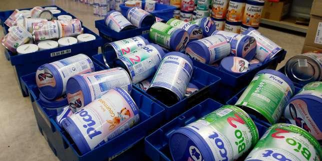 Scandale du lait contaminé pour bébé : Le Sénégal touché