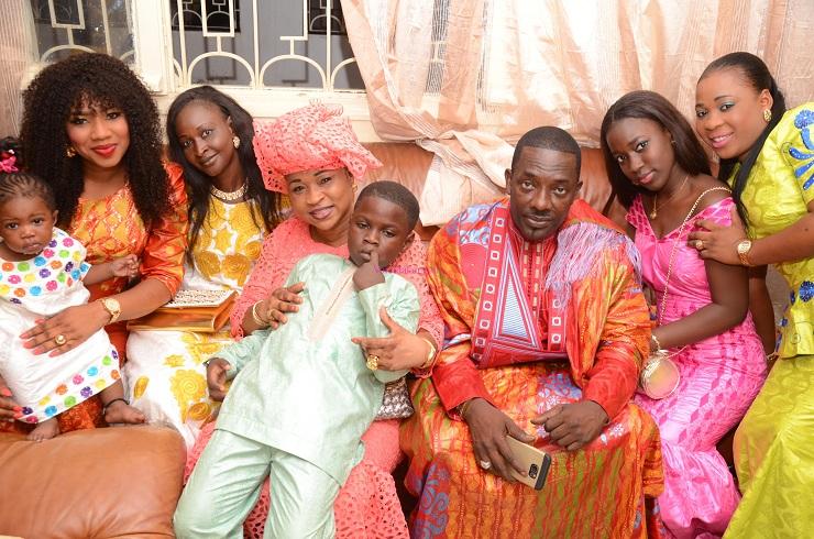 Un amour toujours plus intense entre Mbaye Dièye Faye et Mame Ndiaye