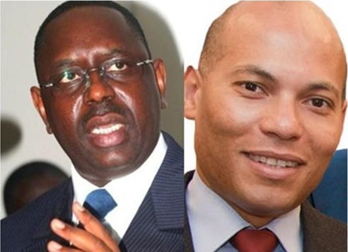 Réponse à Seydou Guèye : «Karim Wade fait peur au régime de Macky Sall»