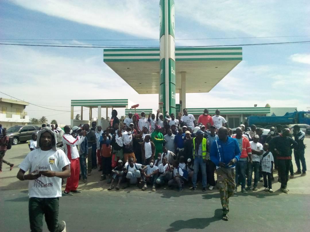 Saint-Louis, ville citoyenne : l'ODCAV répond à l'appel de Mansour FAYE ( Photos )