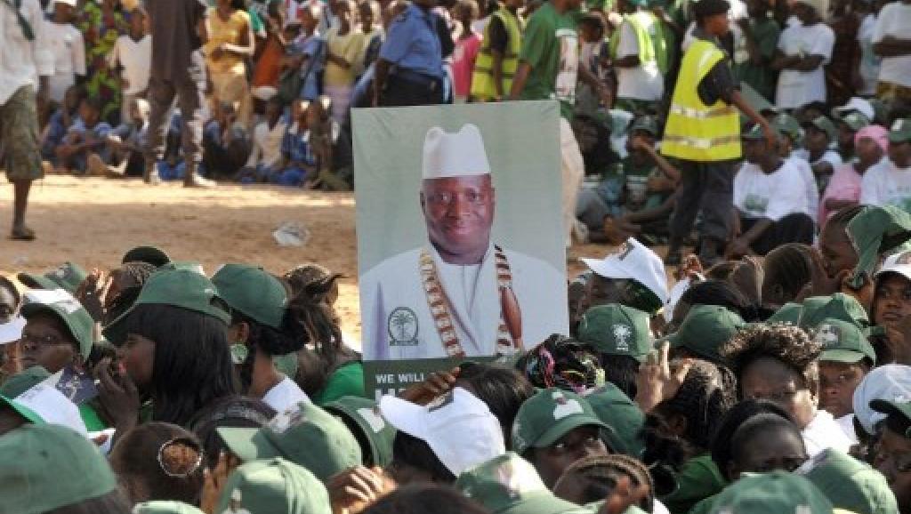 L'ancien parti au pouvoir en Gambie menace de 'riposter' en cas d'attaque