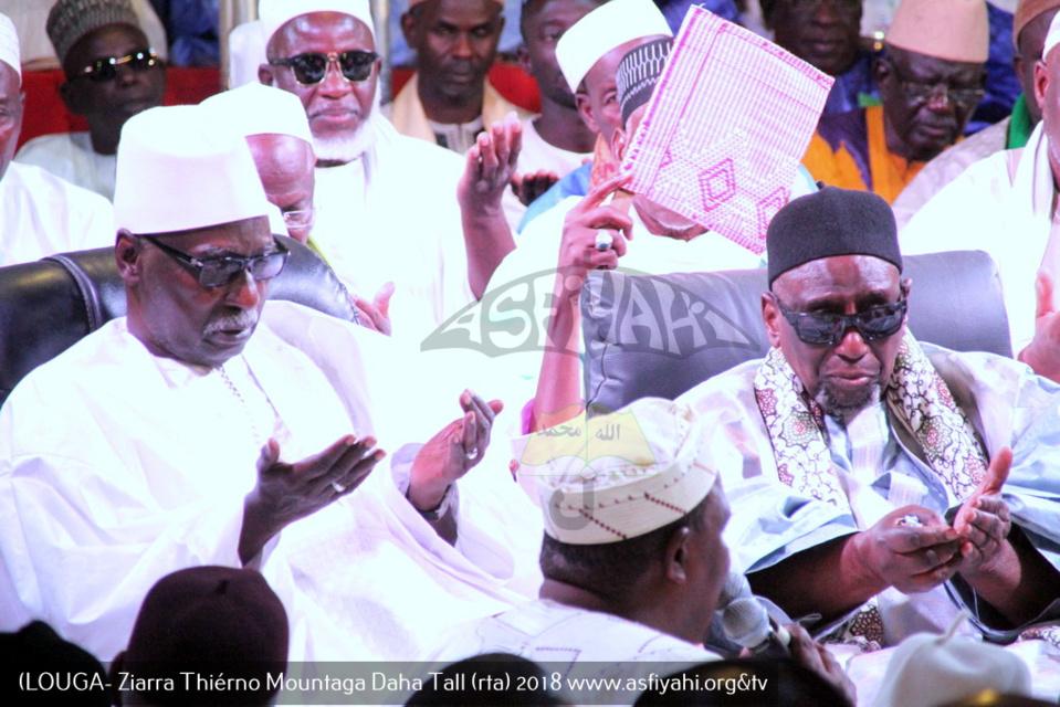 PHOTOS – LOUGA – Les Images de la Ziarra Thierno Mountaga Daha Tall (rta), co-presidée par Serigne Mbaye Sy Mansour et Thierno Bachir Tall
