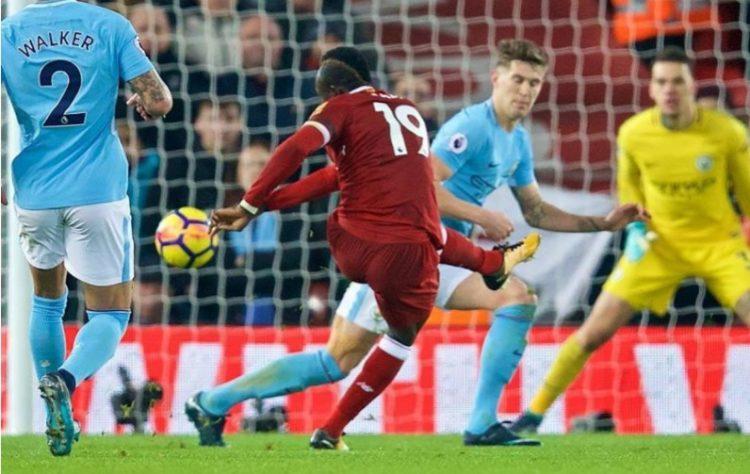Sadio Mane sur son but inscrit contre Manchester City: «Mon pied gauche est toujours meilleur que mon pied droit»