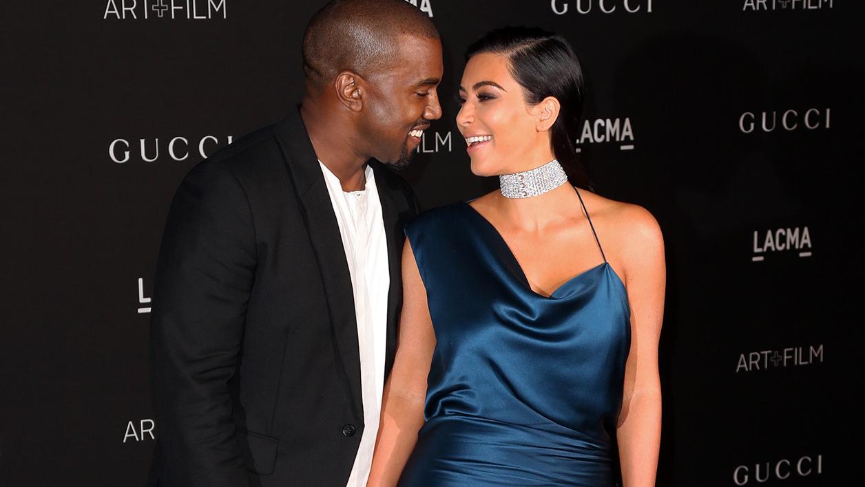 Kim Kardashian et Kanye West, parents pour la troisième fois