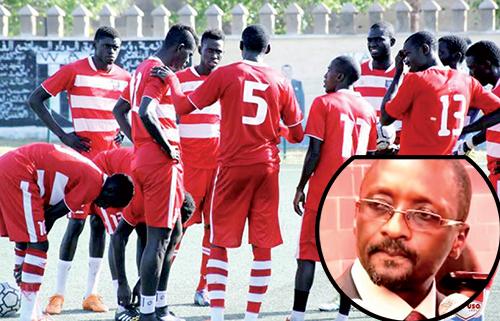 """Levée de sanction contre l'Us Ouakam: """"La Ligue pro est tenue d'appliquer la décision"""""""