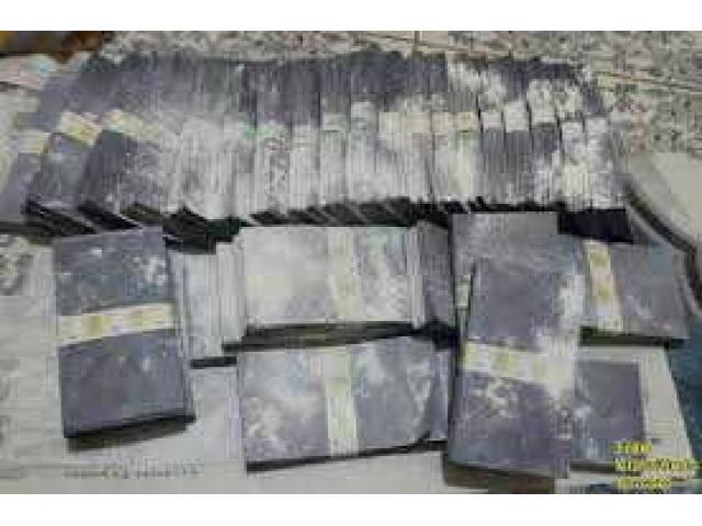 Saisie de plus de 30 millions de billets noirs au poste de Mpack (Ziguinchor): Le convoyeur arrêté et déféré au parquet