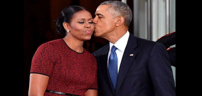 Barack Obama fait une agréable surprise à sa femme pour son 54e anniversaire (Photos)