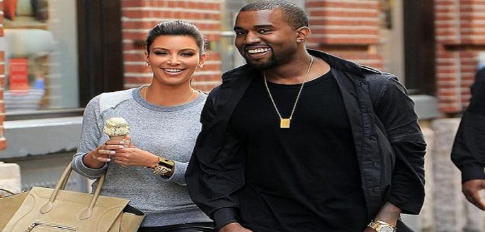 Kim Kardashian et Kanye West choisissent un prénom surprenant pour leur enfant