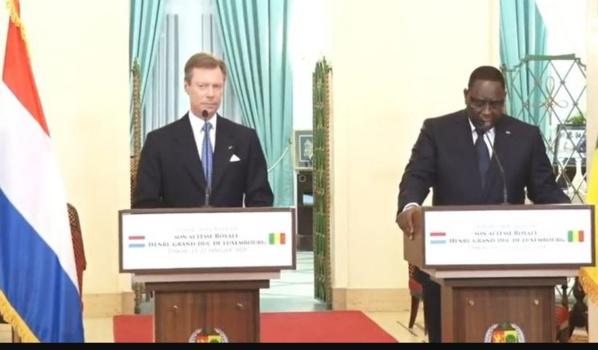 Le Luxemboug pourrait affronter le Sénégal en match amical d'ici Juin