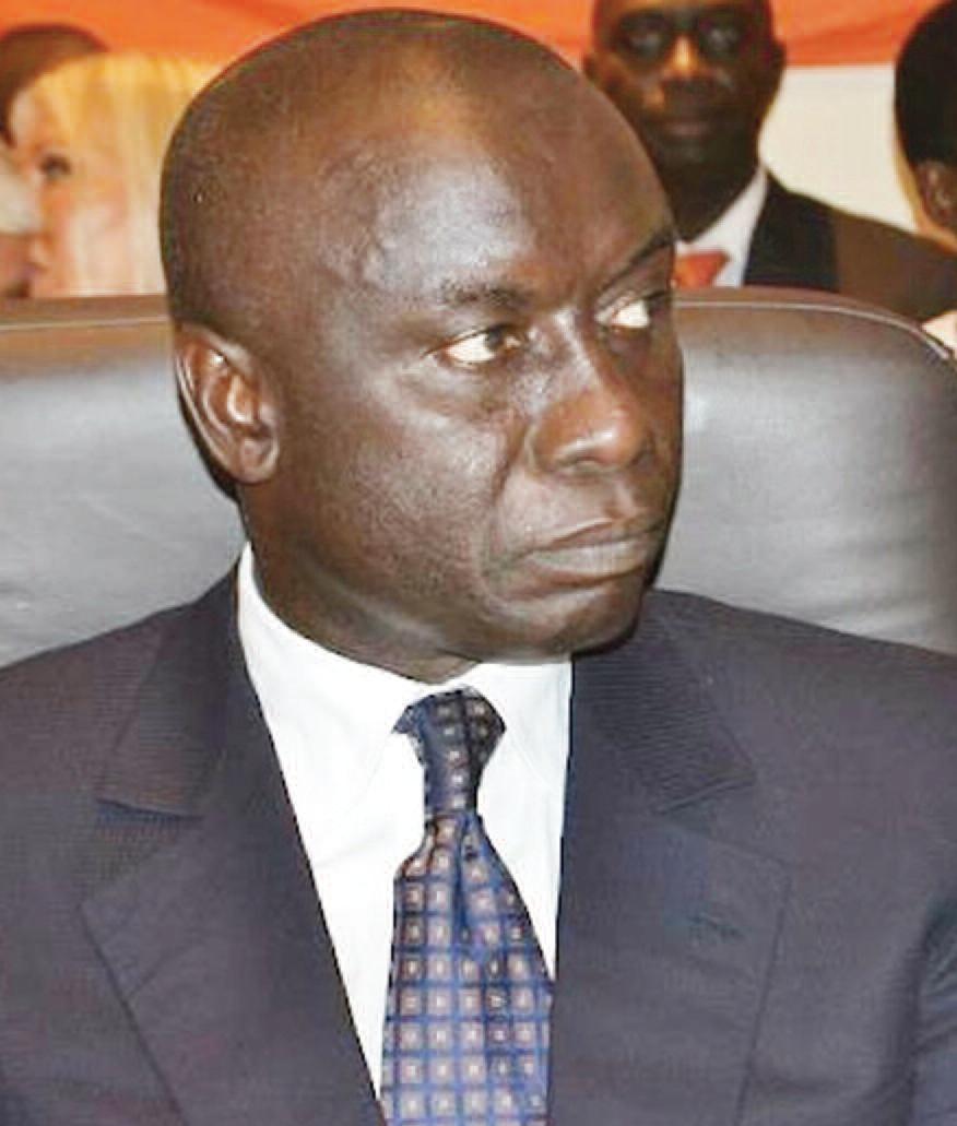 Idrissa Seck à sa sortie de l'audience de Khalifa Sall: « Macky Sall est dans une logique d'éliminer ses adversaires politiques »