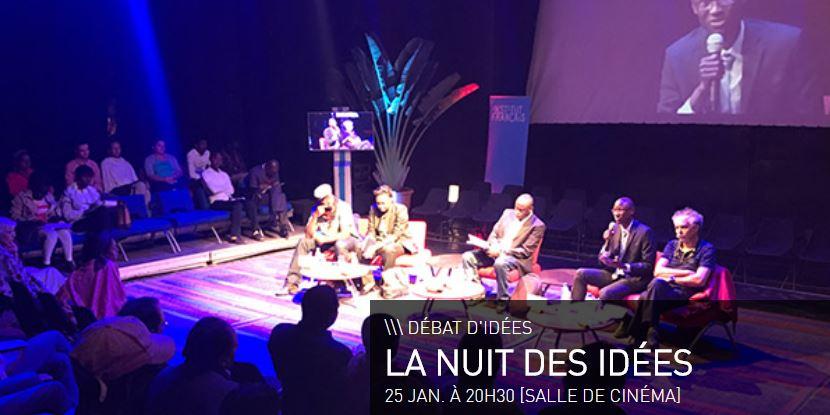 L'Institut Français du Sénégal organise La Nuit des idées au Sénégal, ce jeudi