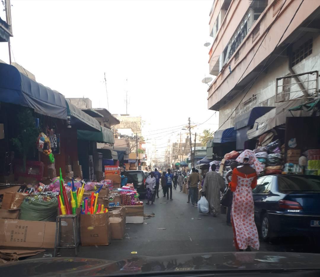 Anarchie sur la voie publique : Dakar change de visage