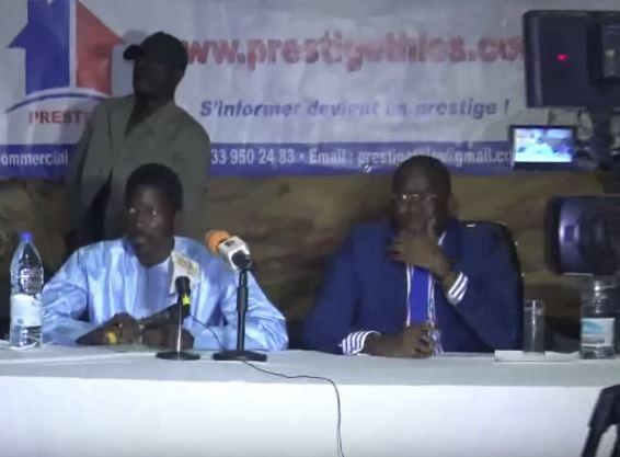THIES - Vives altercations entre policiers et commerçants,Talla Sylla et Alioune Sow hués