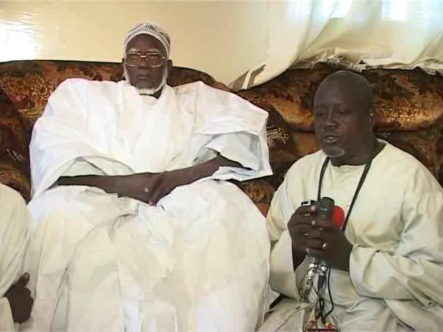 """Serigne Mountakha Bassirou Mbacké, khalife général des Mourides édicte sa  ligne de conduite: """" Rien ni personne ne pourra me divertir … """""""
