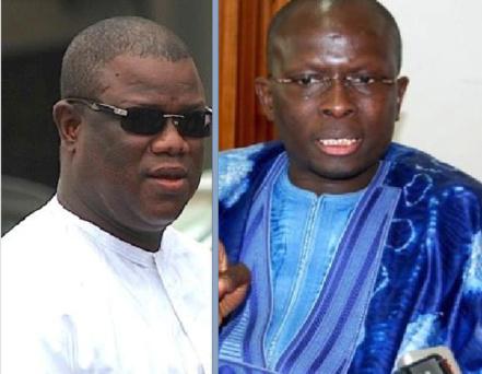 Proposition de parrainage : Le Front  national accuse Fada et Baldé de ''complicité'' avec la majorité