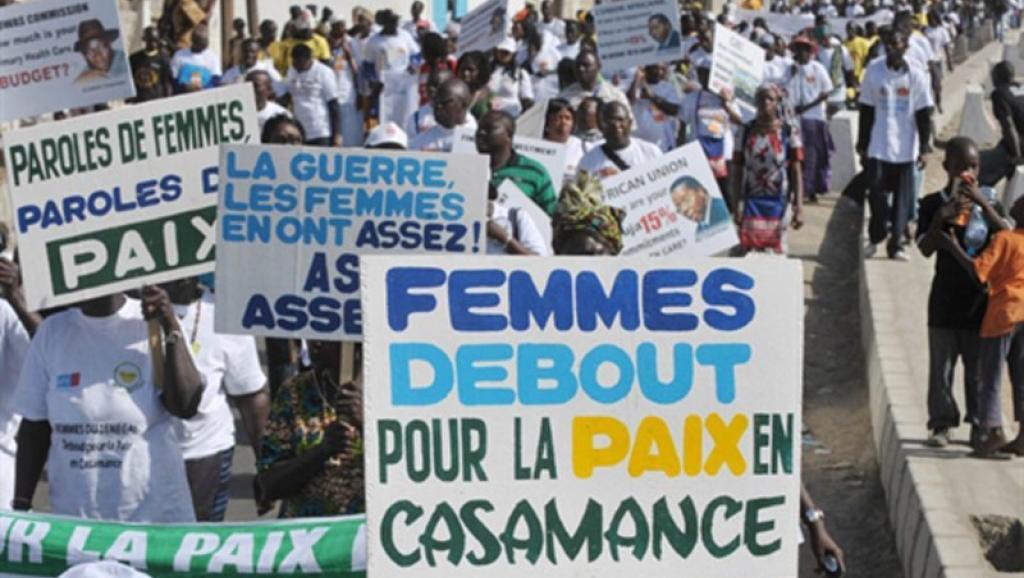 Sénégal: l'armée pilonne à la frontière bissau-guinéenne