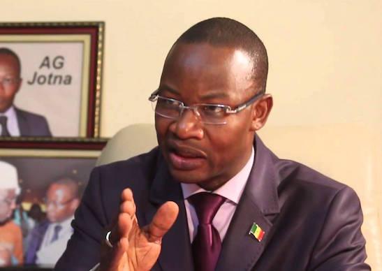 Me Moussa Diop : « Aucun texte juridique ne m'empêche de vendre un terrain de DDD à l'APR»