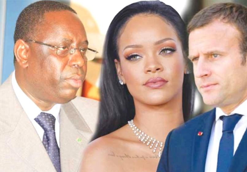 Attendue au Sénégal en début février: Rihanna déclarée persona non grata