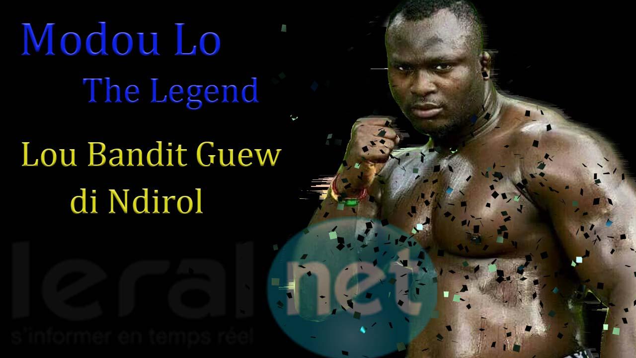 Modou « Kharagne» Lô, THE LEGEND : Lou bandit gueew di nirol (décryptage Leral)