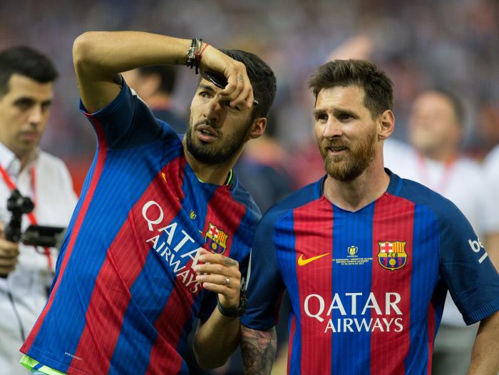 FC Barcelone : Messi et Suarez tombent sur un os nommé Neymar