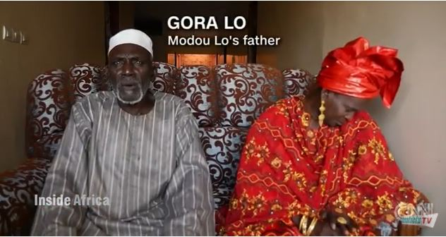 Photo : Gora Lô, le papa de Modou Lô