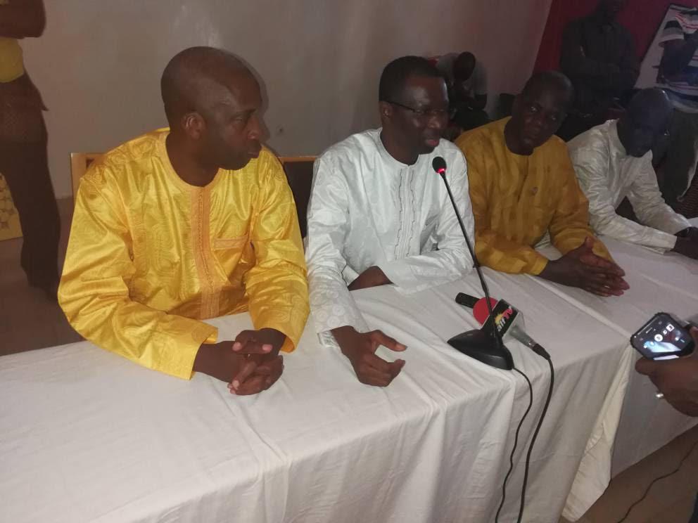 Mission de réconciliation de l'APR : Daouda Dia à Kédougou pour mutualiser les forces de la mouvance présidentielle