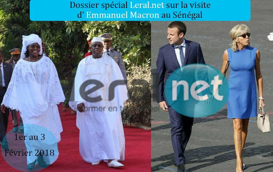Visite d'Emmanuel Macron à Dakar- Entre honneurs et horreurs : Le contexte s'y prête-t-il réellement ?
