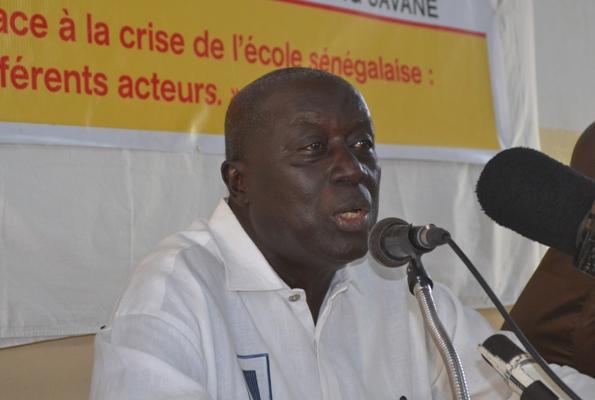 Dialogue politique, crise scolaire, campagne arachidière : Landing Savané indique la direction à prendre