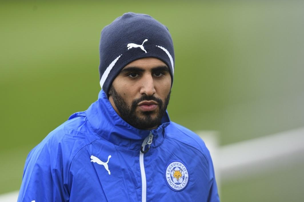 Leicester: Riyad Mahrez aurait encore séché l'entraînement