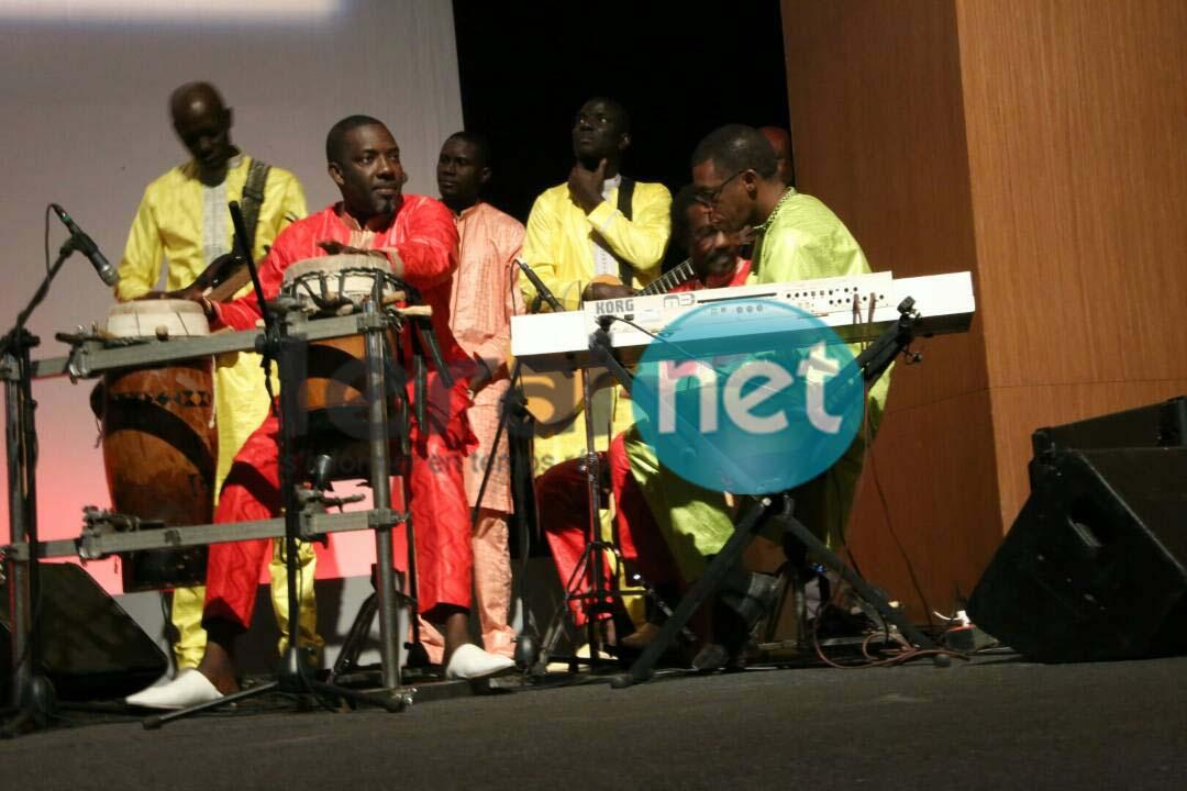 """Photos : les images du sommet """"Partenariat Mondial pour l'Éducation"""" au CICAD"""