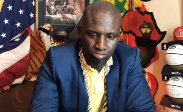 Quatre mois en prison sans jugement, les proches d'Assane Diouf exigent sa libération