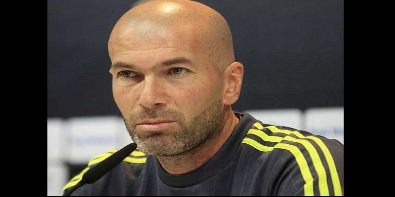 Real Madrid : Zinedine Zidane déterminé à remporter la Ligue des champions
