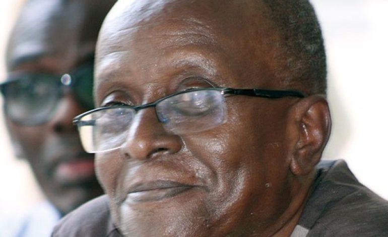 Urgent: Décès du Professeur Hamidou Dia