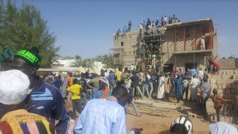 Darou Mousty: Le Khalife  poursuit ses travaux
