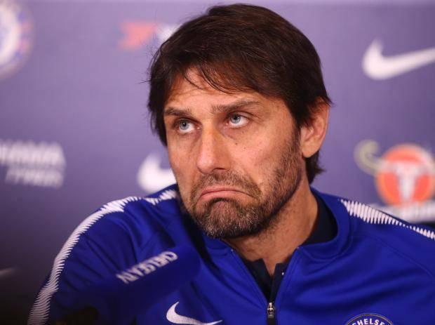 Chelsea: Conte reconnaît qu'il pourrait se faire virer