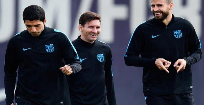FC Barcelone: Un joueur cadre de l'équipe ne jouera pas contre le PSG