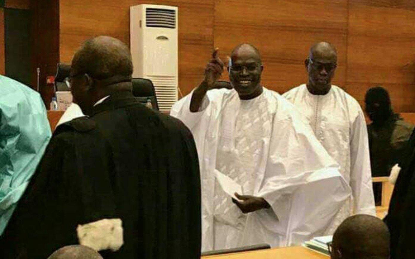 Mbaye Touré, Daf mairie de Dakar :  « les prédécesseurs de Khalifa Sall ont tous utilisé la Caisse de la même manière »