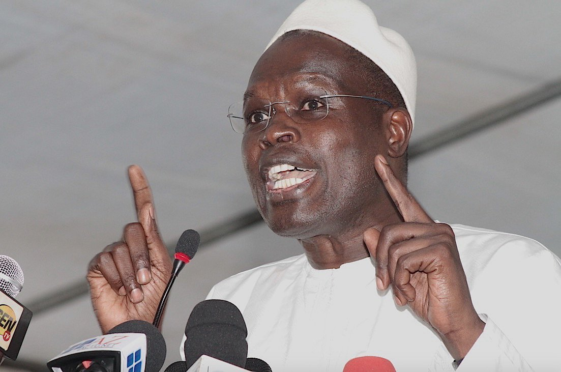 Le maire de Dakar, Khalifa Sall, expose sa défense